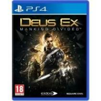 Mankind Divided Collectors Edition (PS4)