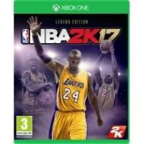 NBA 2K17 Legend Edition (XboxOne)