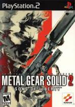 Metal Gear Solid 2 Sons Of Liberty (PS2)