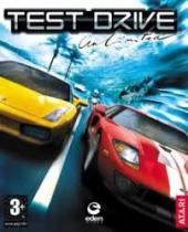 Test Drive Unlimited (steelbook, PS2)