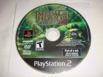 Medal of Honor Rising Sun (PS2)