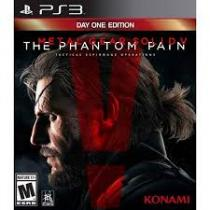 Metal Gear Solid 5: The Phantom Pain (PS3)