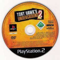 Tony Hawks Underground 2 ( PS2)