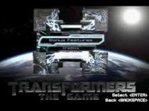 Transformers The Game ( PS2)