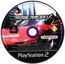 RIDGE RACER V ( PS2)