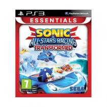 Sonic & All-Stars Racing: Transformed (PS3)