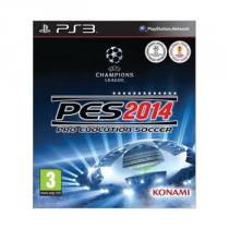 PES 2014: Pro Evolution Soccer (PS3)