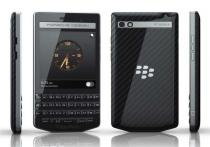 BlackBerry Porsche Design P´9983