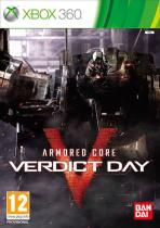 Armored Core: Verdict Day (X360)