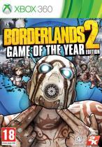 Borderlands 2 GOTY (X360)