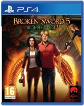 Broken Sword 5: The Serpents Curse (PS4)