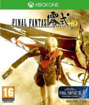 Final Fantasy Type-0 (XOne)