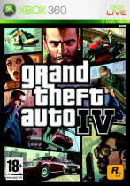 Grand Theft Auto IV (X-360)