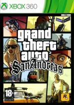 GTA San Andreas (X360)