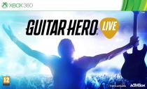 Guitar Hero Live + kytara (X360)