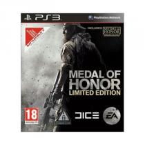 Medal of Honor (Limited Edition) (PS3)