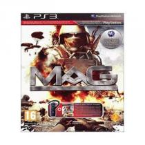 MAG + Sony Wireless Bluetooth Headset (PS3)
