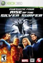 Fantastic 4 Rise of the Silver Surfer (X360)