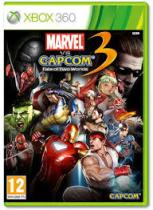 Marvel vs Capcom 3: Fate of Two Worlds (X360)