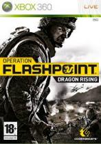 Operation Flashpoint Dragon Rising (X360)