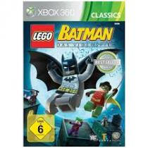 Lego Batman The Video Game ( X360)