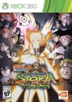 Naruto Shippuden: Ultimate Ninja Storm Revolution (X360)