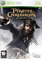 Pirates of the Caribbean At Worlds End (X-360)