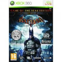 Batman: Arkham Asylum (Game of the Year Edition) (XBOX 360)