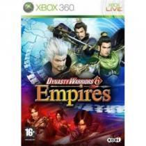 Dynasty Warriors 6: Empires (XBOX 360)