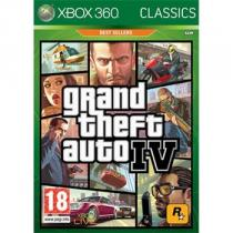 Grand Theft Auto 4 (XBOX 360)
