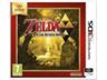 The Legend of Zelda: A Link Between W. Select (3DS)