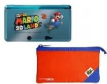Protector and Pouch Set (Super Mario 3D Land) (3DS)