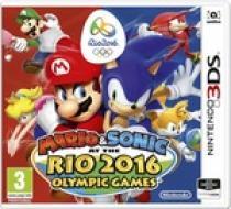 Mario Sonic in Rio (3DS)