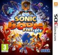 Sonic Boom: Fire Ice (3DS)