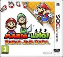 Mario Luigi: Paper Jam Bros (3DS)