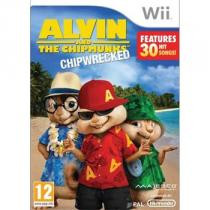 Alvin and the Chipmunks: Chipwrecked (Wii)