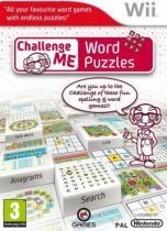 Challange Me World Puzzles  (Wii)