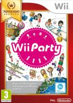 Party Select  (Wii)