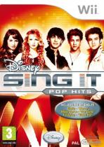 Disney Sing It: Pop Hits  (Wii)