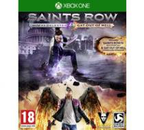 Saints Row IV: ReElected (Xbox One)