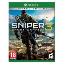 Sniper: Ghost Warrior 3 (Limited Edition) (Xbox One)
