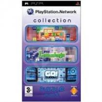 PlayStation Network Collection: Puzzle (PSP)