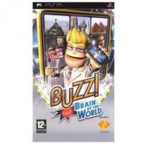 Buzz! Brain Of The world (PSP)