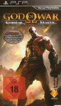 God of War Ghost of Sparta (PSP)