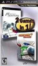 Archer Mecleans Mercury and Mercury Meltdown (PSP)