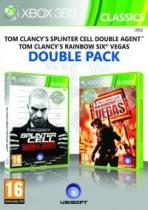 Splinter Cell Double Agent&Rainbow 6 Vegas (X360)