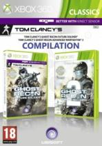 TC GR Future Soldier & GR Warfighter 2 Pack (X360)