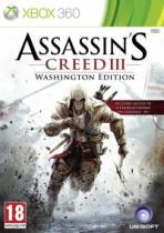 Assassins Creed III. Washington Edition (X360)