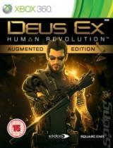 Deus Ex: Human Revolution (X360)
