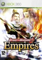 Dynasty Warriors 5 Empires (X360)